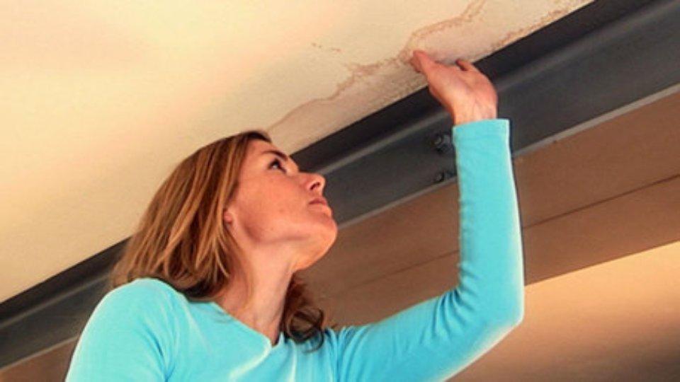 Lekkage aan dakkapel