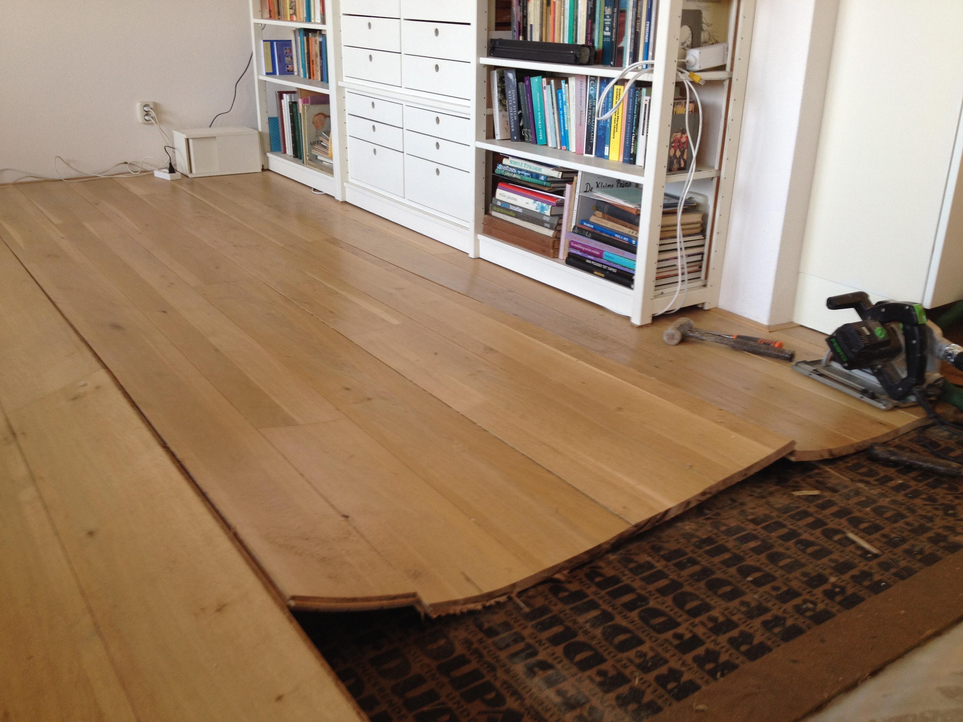 Waterschade houten vloer waterschade eu